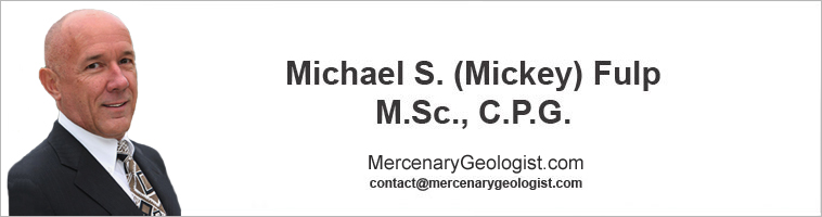 The Mercenary Geologist